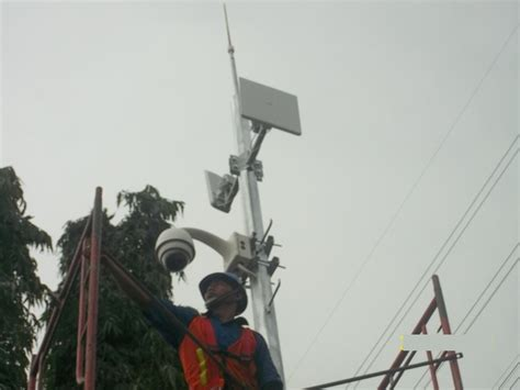 Cctv Wireless Di Surabaya project instalasi cctv dengan infrastruktur wireless di pt unilever indonesia tbk