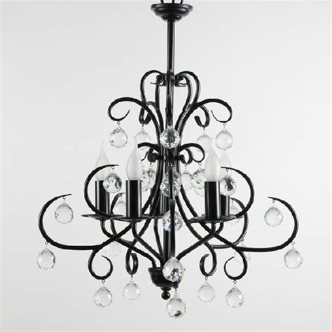 Contemporary Black Chandelier Milan Modern Black Chandelier Contemporary Chandeliers New York By Lighting