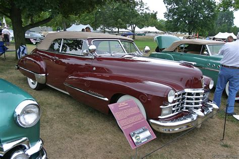 1947 cadillac convertible 1947 cadillac series 62 convertible coupe gallery