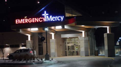 mercy emergency room non emergency er visit may be appropriate northiowatoday