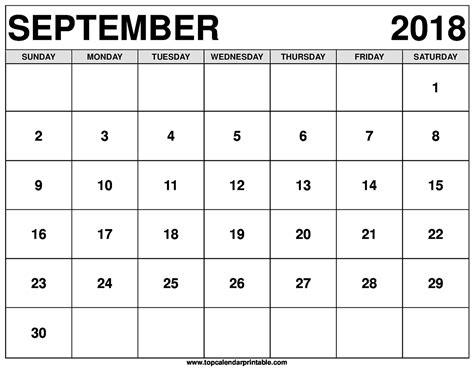 Galerry printable blank calendar no download