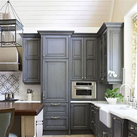kitchen cabinets  furniture style flair traditional home
