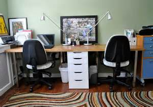 2 Person Desk For Home Office Plans To Build 2 Person Home Office Desk Pdf Plans