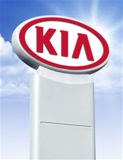 Kia Sign Talk To The Dealer