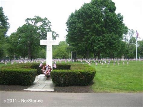 Section 8 Cambridge Ma by Veterans Section Cambridge Cemetery Cambridge Ma Usa