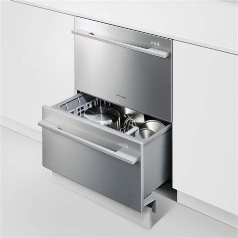 fisher paykel double drawer dishwasher problems buy the fisher paykel dd60ddfhx7 double dishdrawer in