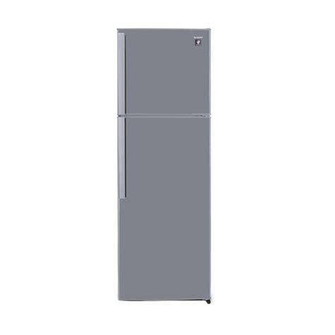 Info Kulkas 2 Pintu jual sharp sj450gpsd kulkas 2 pintu harga kualitas terjamin blibli
