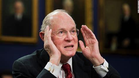 supreme court swing vote scotus cases could keepanthony kennedy around cnnpolitics