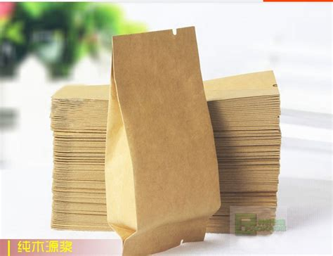 Paper Look With Tea Bags - 200pcs lot 3 12g cowhide small paper tea bags 55 22 120mm