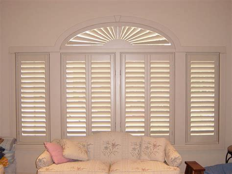 eyebrow arch window coverings shutters houston 281 391 1339 shutters houston tx