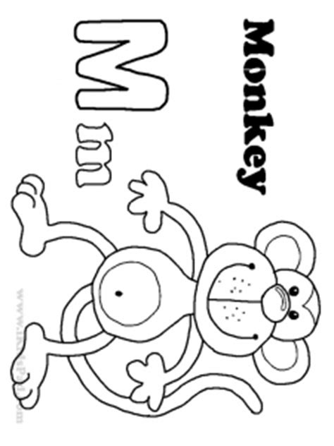 m words coloring page letter m coloring pages for kids preschool and kindergarten