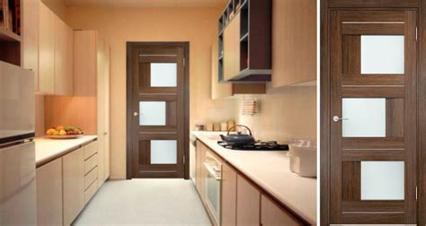 10 wood kitchen doors