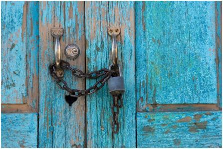 That Locked Door by 301 Moved Permanently