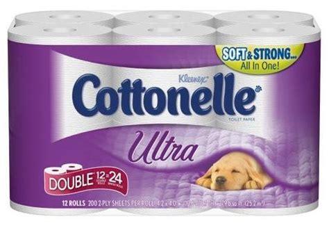 Who Makes Cottonelle Toilet Paper - cottonelle