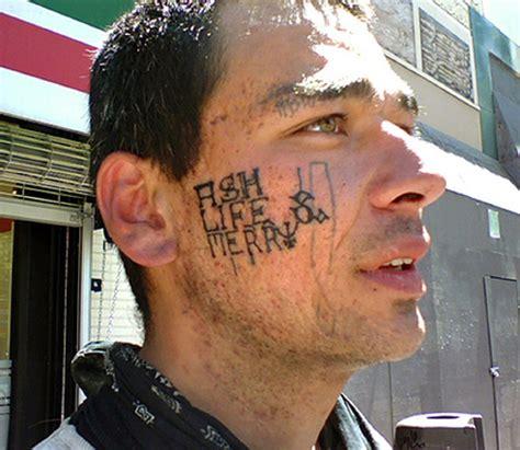nasty tattoos bad tattoos 11 more of the worst team jimmy joe