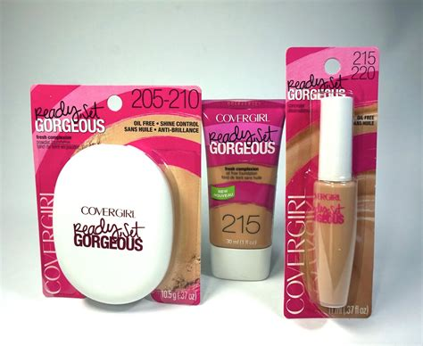 Diskon Cover Ready Set Gorgeous Concealer covergirl ready set gorgeous line review swatches