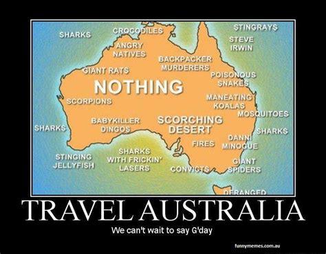 Australian Meme - australia map meme funny memes