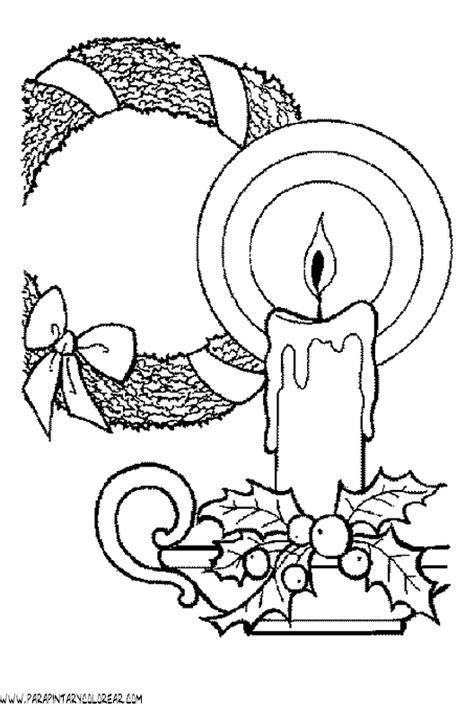 imagenes animadas d navidad para pin dibujos velas navidad 017