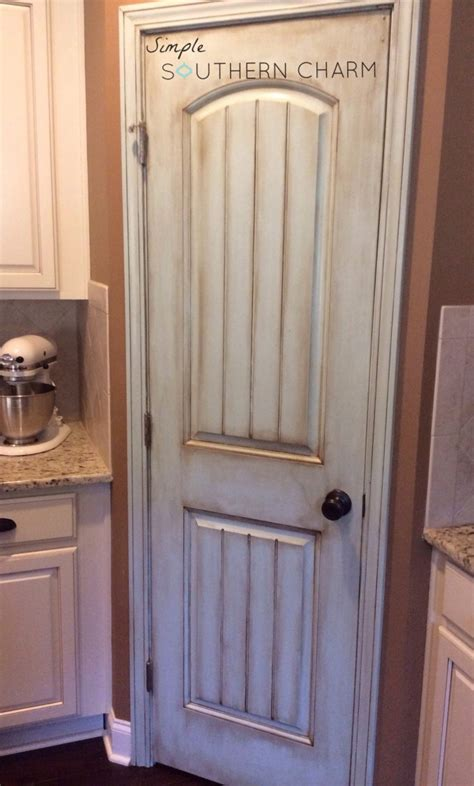 Painted Pantry by Beautifully Painted Pantry Door Just Add Paint