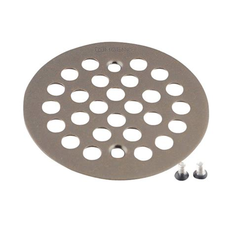drain cover bathtub 4 1 4 in tub and shower drain cover for 2 5 8 in opening