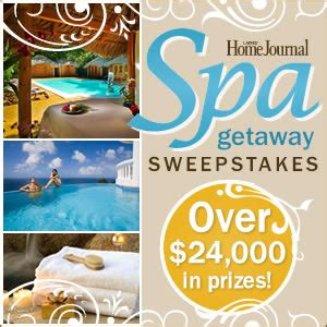 Ladies Home Journal Daily Sweepstakes - winner s circle family circle