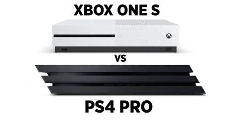 xbox one x vs ps4 pro caratteristiche a confronto xbox one s vs ps4 pro confronto qual 232 la migliore
