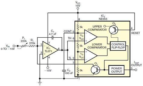 rangkaian converter dc ke dc simetris ic 555 regulator tegangan variable lm317