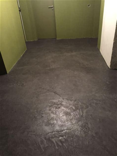 Beton Bodenbelag Wohnbereich by Betoncire Wohnbereich Beton Wie Neu