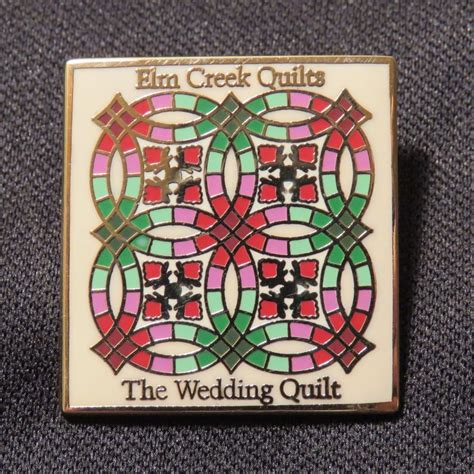 The Wedding Quilt By Chiaverini by The Wedding Quilt Pin Chiaverini