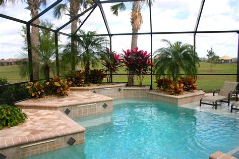 backyard hilton head pool enclosure quality hardscapes porch masters