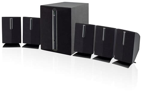 ilive ht050b 5 1 channel home theater speaker system black