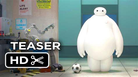 film robot hero big hero 6 official teaser trailer 1 2014 disney