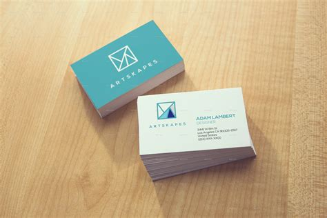 realistic business card mockups   xepeec graphicriver