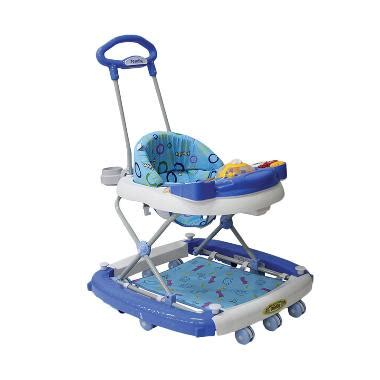 Baby Walker Family Fb 2068 Biru by Family Blibli