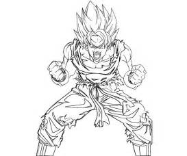 goku coloring pages games gallery
