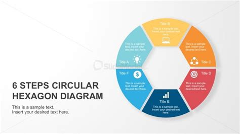 10 step circular diagram style for powerpoint slidemodel circular hexagon diagram cover slide powerpoint slidemodel