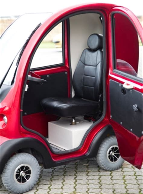 1200w electric cabin mobility scooter