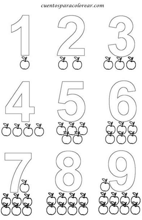 dibujos para pintar kinder dibujos de n 250 meros para colorear colorear im 225 genes