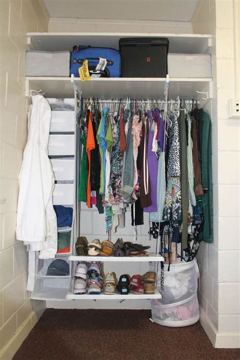 10 ways to make your room feel more homey closet