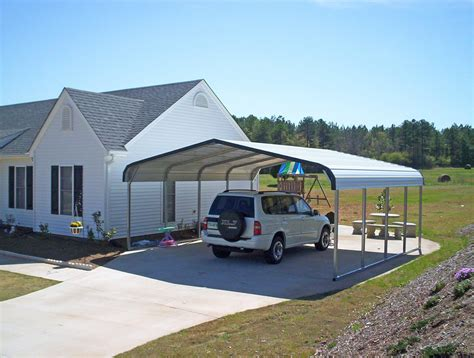 Aluminum Car Port by Coast To Coast Carports