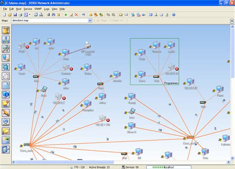free network map deksi network administrator free and reviews
