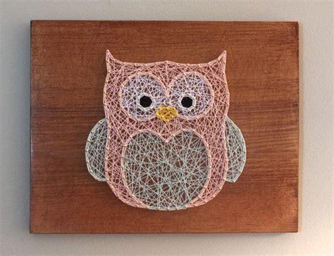 Owl String - 106 best images about owl stringart uil draadkunst on