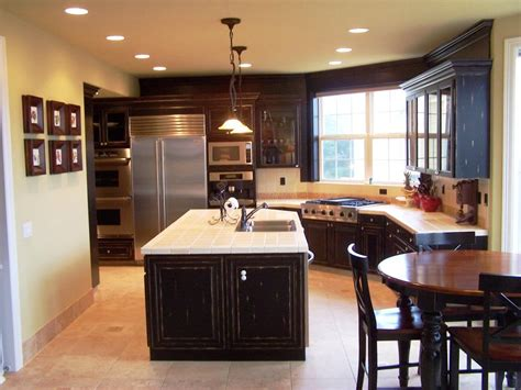 remodeled kitchens with islands remodeling wichita kitchen bath design wichita