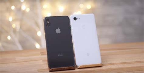 apple s iphone xs smashes pixel 3 xl in processing power