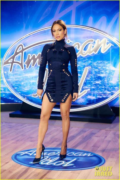 jennifer lopez looks different on idol full sized photo of jennifer lopez american idol