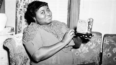 who was the first actress in a star is born biopic about gone with the wind star hattie mcdaniel in