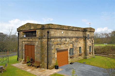 UK Water Pumping Station Converted Into Sophisticated