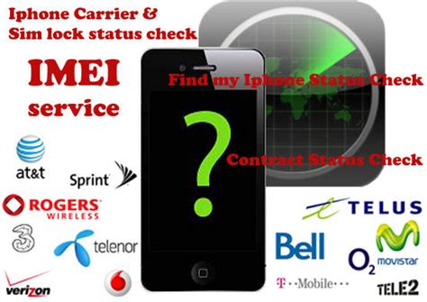 Iphone Imei Check Fast Iphone Imei Checker Network Carrier Check Sim Lock Status Find My Iphone Ebay
