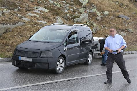 volkswagen caddy 2015 2015 vw caddy runs out of gas during testing autoevolution