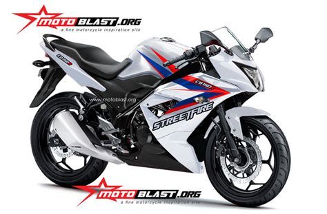 Striping Motor Honda Cb 150 R 2014 modif honda cb150r rwb fullfairing dari rr mono